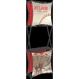 Xclaim 2.5ft. Wide Shelf Kit