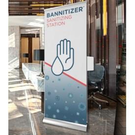 The BANNITIZER™ Sanitizing Station