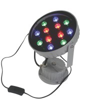 LED Color Blast 13 Watt Accent RGB Light