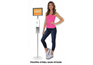 TRAPPA Steel Sanitizing Station