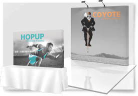 POPUP DISPLAYS