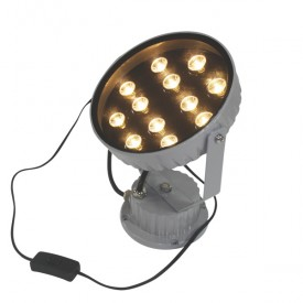 LED Color Blast 13 Watt Accent Warm White Light