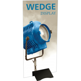 Wedge Outdoor & Indoor Sign Holder